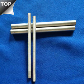 Customized Drawing Tungsten Silver Alloy Bar / Rod High Arc Corrosion Resistance