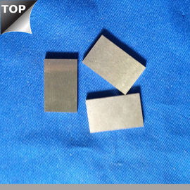 Powder Metallurgy Process Silver Tungsten Alloy Welding Electrodes High Precision